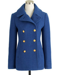 J.Crew Majesty Peacoat