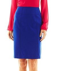 Blue pencil skirt original 1453839