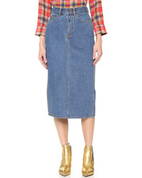 Marc Jacobs Jean Skirt