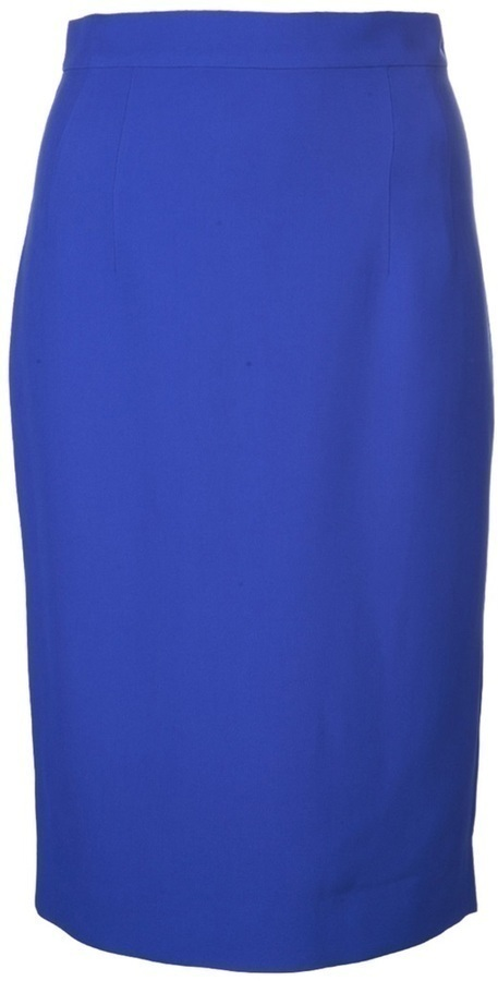 Jonathan Saunders Axel Pencil Skirt