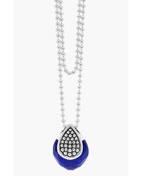 Lagos Maya Long Pendant Necklace