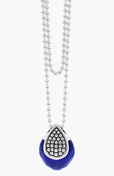Lagos maya long pendant necklace where to buy how to wear lagos maya long pendant necklace mozeypictures Images