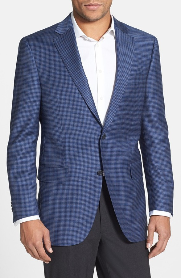 Peter Millar Classic Fit Plaid Sportcoat | Where to buy & how to wear