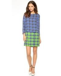 Toto plaid dress medium 78639