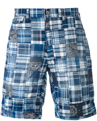 Polo Ralph Lauren Plaid Pattern Shorts