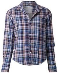 Frank Eileen Plaid Shirt