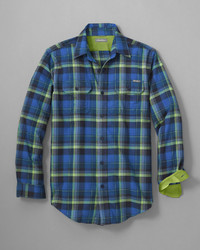 Eddie Bauer Expedition Flannel Shirt
