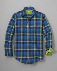 Expedition flannel shirt medium 370523