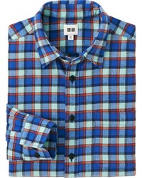 Holiday Flannel Long Sleeve Shirt