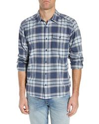 35c8507bf34 Patagonia Regular Fit Organic Cotton Flannel Shirt
