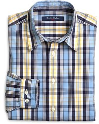 Brooks Brothers Picnic Plaid Sport Shirt