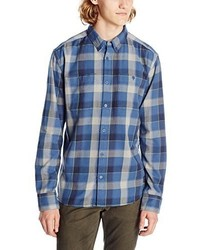 DC Midweight Flannel Long Sleeve Woven Top