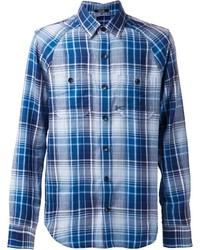 Denham Jeans Denham Plaid Shirt