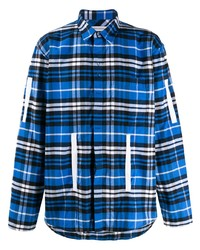 Craig Green Plaid Loose Fit Shirt