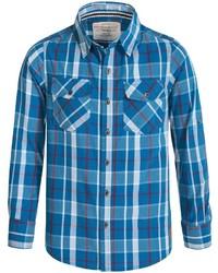 Weatherproof Plaid Shirt Button Front Long Sleeve