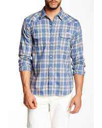 Lucky Brand Santa Fe Plaid Classic Fit Shirt