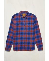 Tucker Stapleford Acid Flannel Button Down Shirt