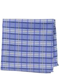 Burr plaid pocket square medium 242580