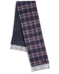 Saks Fifth Avenue Collection By Johnstons Wool Scarf