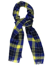 Forever 21 Plaid Oblong Scarf