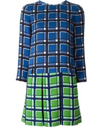 Marc by Marc Jacobs Check Print Dress