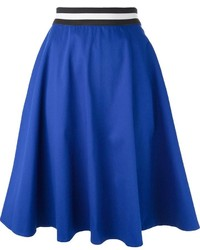 P.A.R.O.S.H. High Waisted Flared Skirt