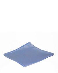 Black brown silk pocket square medium 717314