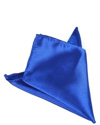HDE Formal Fashion Solid Color Handkerchief Pocket Square