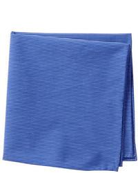 The Tie Bar Kingsport Striped Pocket Square