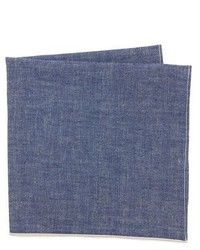 The Hill-Side Selvedge Pocket Square
