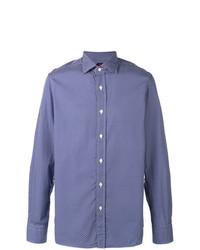 Polka dot print shirt medium 7162168