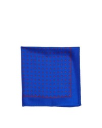 Original Penguin Lexington Dot Silk Pocket Square
