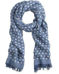 Polka dot scarf medium 168299