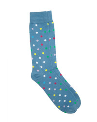 Forever 21 Polka Dot Socks