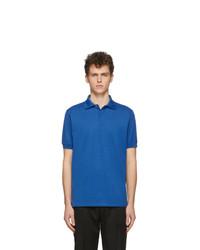Paul Smith Blue Button Polo