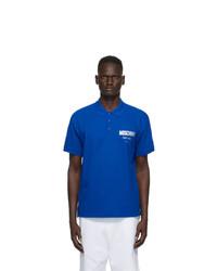 Moschino Blue Polo
