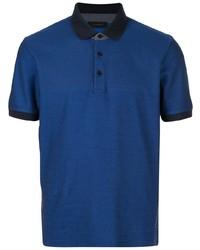 D'urban Contrasting Collar Polo Shirt