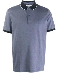 Calvin Klein Logo Short Sleeve Polo Shirt