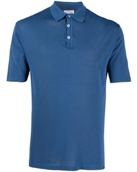 Jacob Cohen Short Sleeved Cotton Polo Shirt