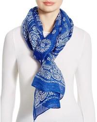 Bandana print scarf 100 medium 6860924