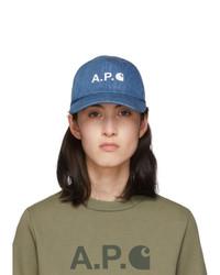 Blue Print Cap