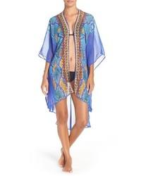 ASA KAFTANS Bahamas Kimono