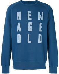 Denham printed sweatshirt medium 5205529