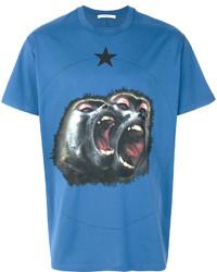 Cuban fit monkey brothers print t shirt medium 3993619
