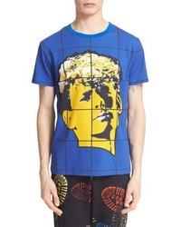 Face graphic t shirt medium 784009