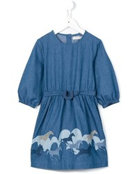 Stella McCartney Kids Skippy Denim Dress