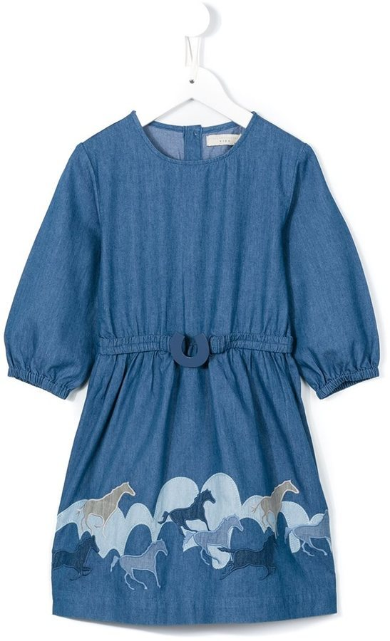 Stella McCartney Kids Skippy Denim Dress