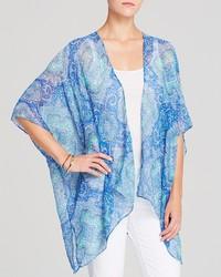 Bloomingdale's Moon Meadow Jony Printed Kimono