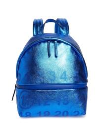 Maison Margiela Medium Number Print Backpack