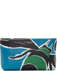 Prorsum blue green inset clutch medium 283934